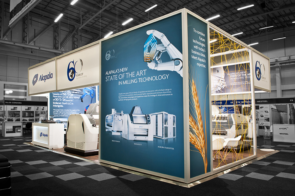 Exhibition Stand Dimensions : Maxima modular stands u starsystem
